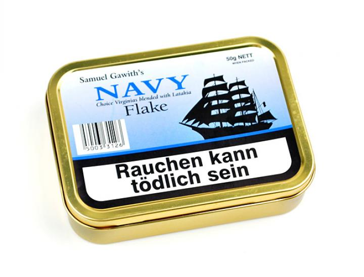 Samuel Gawith's Navy Flake 50 g