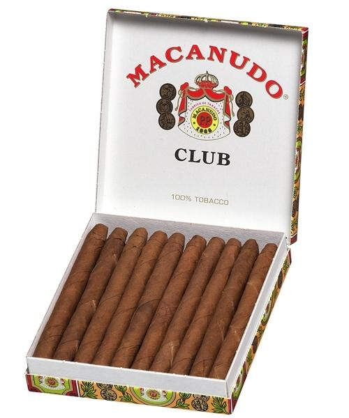 Macanudo Club Mini Cigarillo