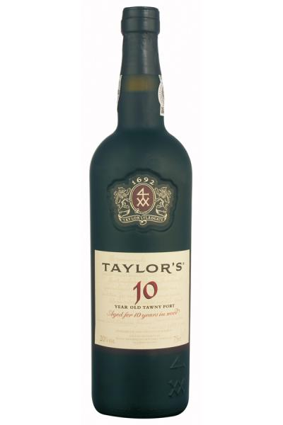 Taylor's Port 10 Year old Tawny