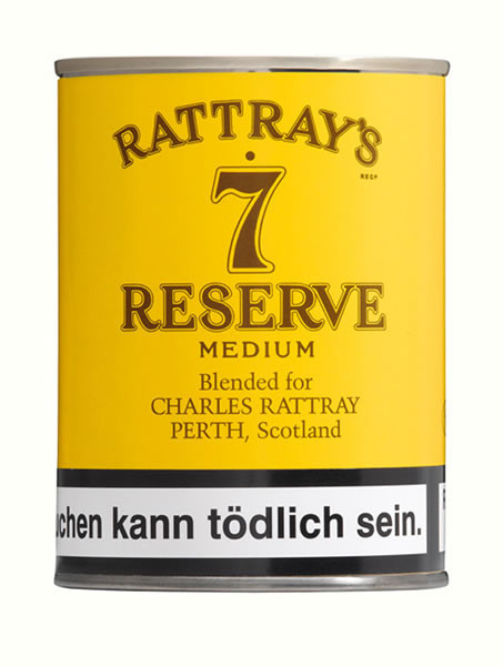 Rattray''s 7 Reserve 100 g