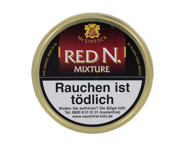 Mc Lintock Red N. Mixture 100g
