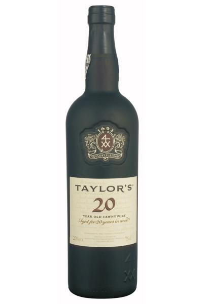 Taylor's Port 20 Year old Tawny