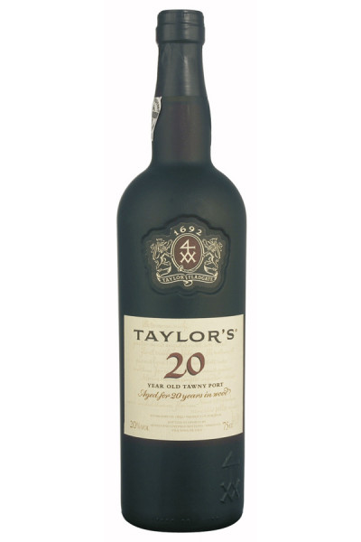 Taylor''s Port 20 Year old Tawny