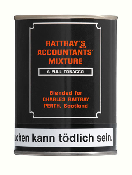 Rattray''s Accountant''s Mixture 100 g