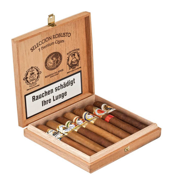 August Schuster Seleccion Robusto