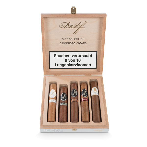 Davidoff Robusto Assortment