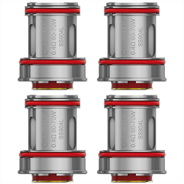 UWELL Crown 4 Coils, SS304L 0.25 Ohm