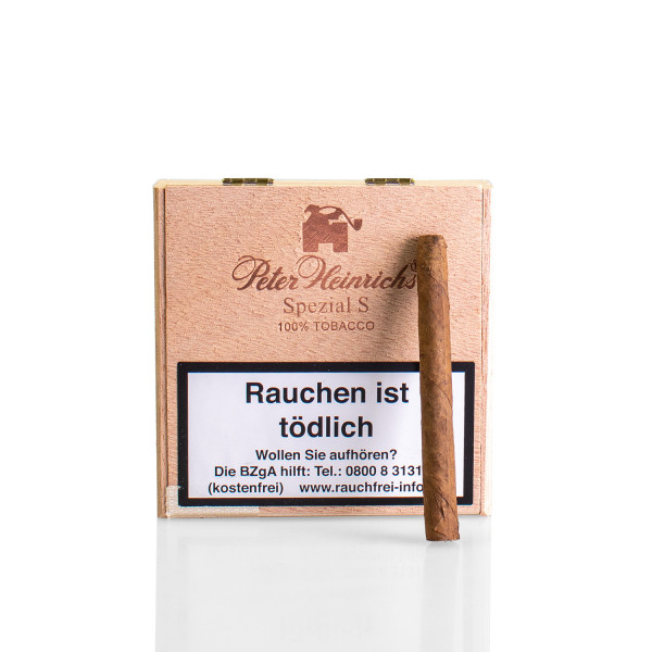 Peter Heinrichs Special S Cigarillos
