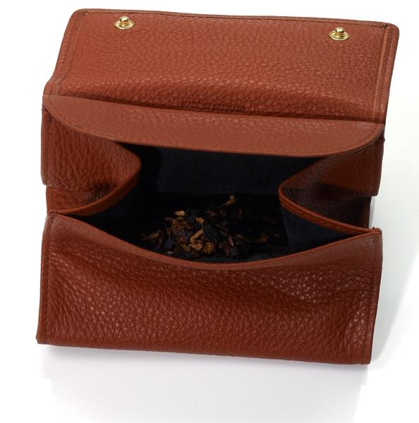 Dunhill Tababeutel Medium, Terracottta