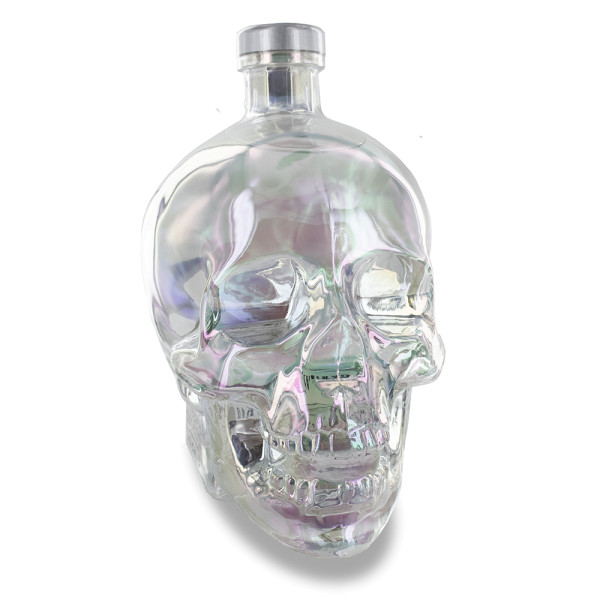 Dan Aykroyds Crystal Head Vodka Aurora 1,75 Liter