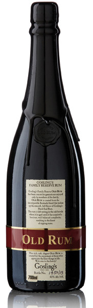 Gosling''s Family Reserve Old Rum