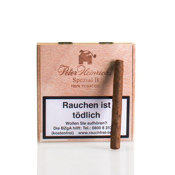 Peter Heinrichs Special B Cigarillos