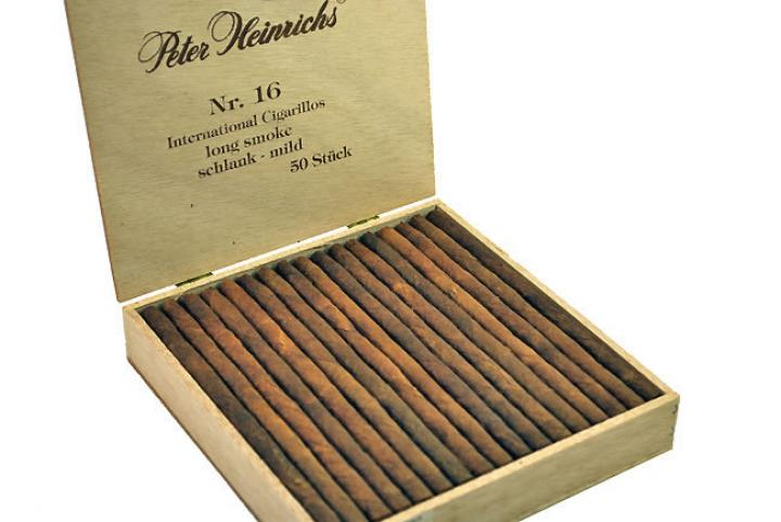 Peter Heinrichs No.16 (Long Cigarillos) Sumatra