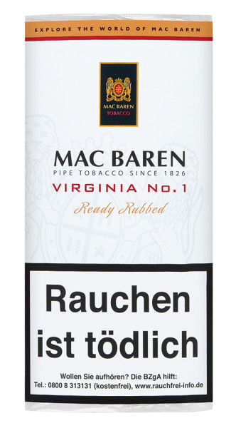 Mac Baren Virginia No.1    50 g