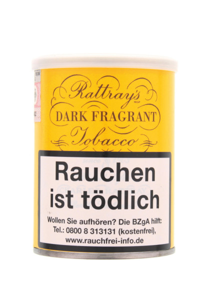 Rattray''s Dark Fragrant  100g