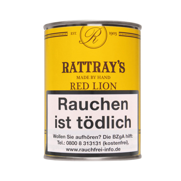 Rattray''s Red Lion 100g
