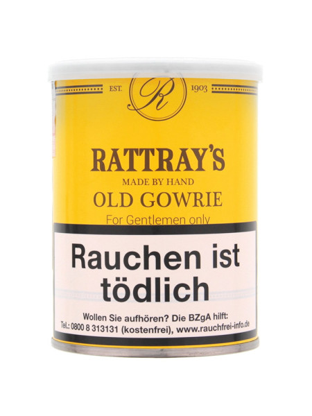 Rattray''s Old Gowrie  100g